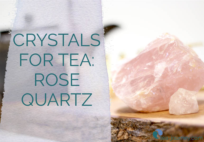Crystals give off vibrational energy that can be used for your tea water (why not?). Add extra dimension to your tea session, read more to find out about this crystal.